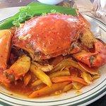 Yummy crab!