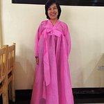 Pink Hanbok!