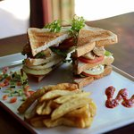 ZAY's Club Sandwich