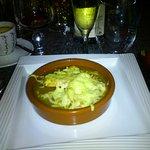 La soupe à l'oignon gratinée