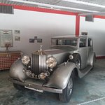 An Antique Rolls Royce