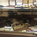 US Purple Heart medals, and German K98K sniper rifle.....