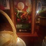 romantic restoran with traditional Indonesia menu... sate saru meter is the best 👍