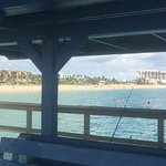 Anglins Fishing Pier Foto