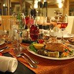 Good food at the Balkan Jewel