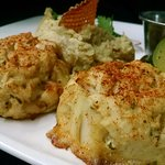 Our signature Jumbo Lump Crab Cakes