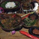 Фотография Lesung Bali Restaurant Bali Collection