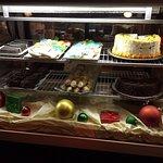 Bistro 11 - dessert display