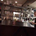 Bistro 11 - kitchen