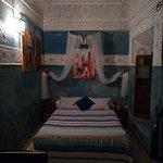A very comfortable bedroom