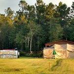 Front of Campground