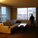 Sitting area Room 930