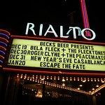 The Rialto Theater - Tucson, Arziona