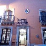 El Deseo de Juárez Hotel