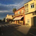 Vista exterior - Restaurant Ca La Teresa (Sant Pere Pescador-Girona)
