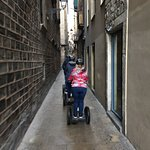 Photo de Barcelona Segway Glides