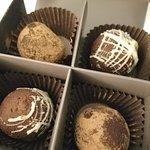 Celebration Chocolate Truffles