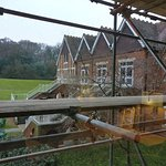 Still some renovation work ongoing!