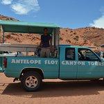 Antelope Slot Canyon Tours Foto
