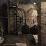 Courtyard/Grotto