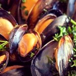 Mussels and belgian beer