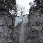 """Leuen"" waterfall"