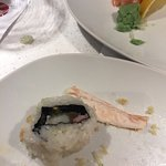 The sushi was falling apart. Some bits were ok but overall the quality is average to poor.