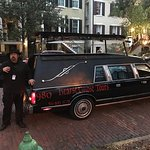 Hearse Ghost Tours Foto