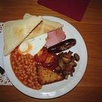 Breakfast at Ye Old Crown