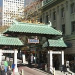 This is the tourist entrance to Chinatown, but we went much deeper into the real Chinatown.