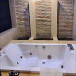 Badewannebereich