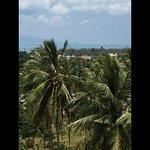 Blick auf die Phangan Insel