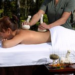 Spa treatments available at our sister property nearby.