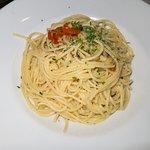 Spaghetti Aglio olio CHF 19