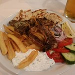 Kostas Village Taverna Faliraki