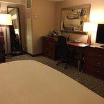 波士頓洛根機場希爾頓酒店照片