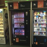 Vending machines... good idea.