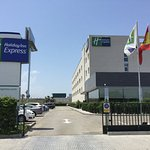 Holiday Inn Express Malaga Airport.