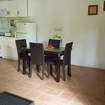 Two Bedroom Villa- Dining and Kitchen
