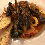 A divine fish soup