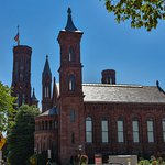 """The Smithsonian Institution Building """"The Castle"""""""