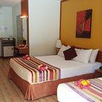 Foto de Hexagon International Hotel, Villas & Spa