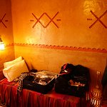 Room was clean and had North African desert style decor...