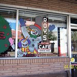 Roy's Cafe Located right in Historic Downtown
