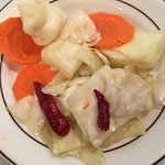 chinese pickled veggies