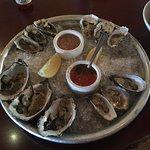 Oyster platter, not the best.