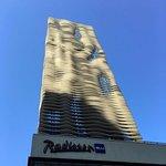 Radisson Blu Aqua Hotel Foto