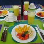 ภาพถ่ายของ Green House Araque Inn