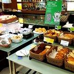 麵包區,非常多樣