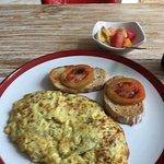 Breakfast every morning!